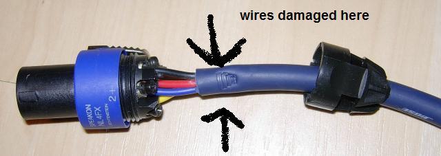 gm trailer plug wiring diagram images 4p speakon connectors for cable 4p speakon neutrik nl4fx from