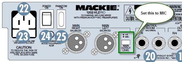 Mixer Mackie 1202 Vlz Pro Bose Pro Portable Pa